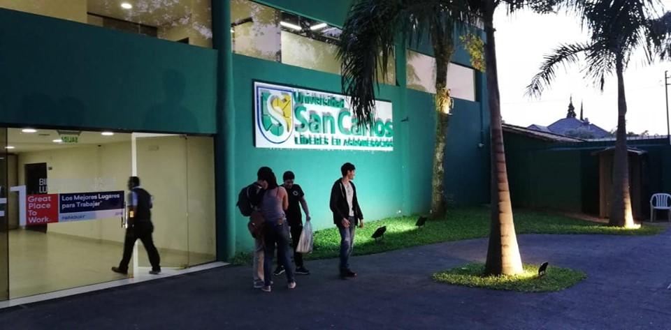 Universidad San Carlos