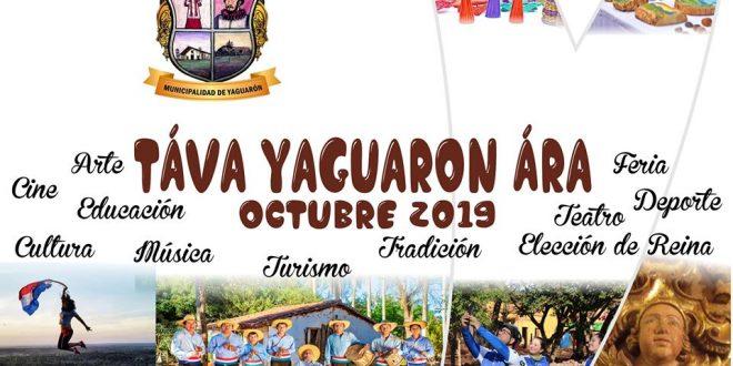 TÁVA YAGUARON ÁRA