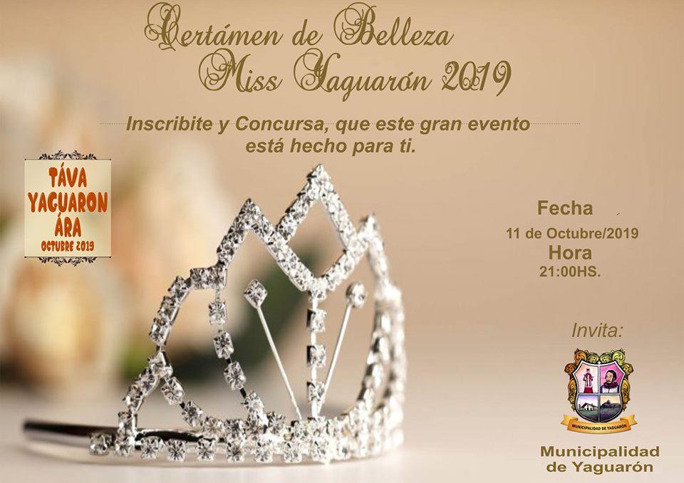 miss yaguarón