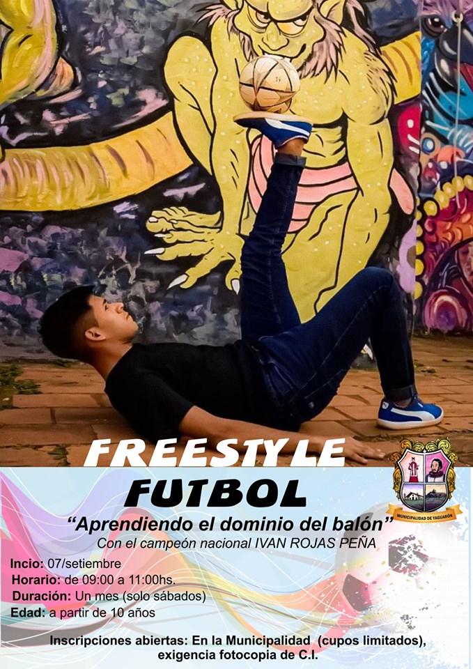 FREE STYLE FUTBOL