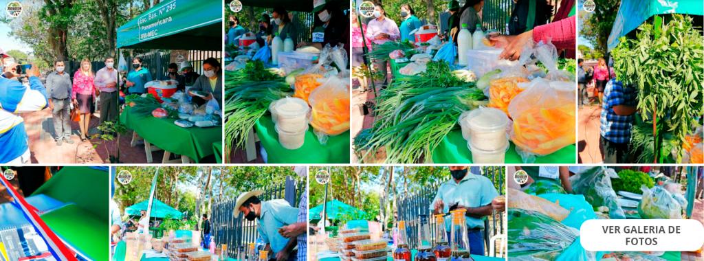 Feria agropecuaria estudiantil
