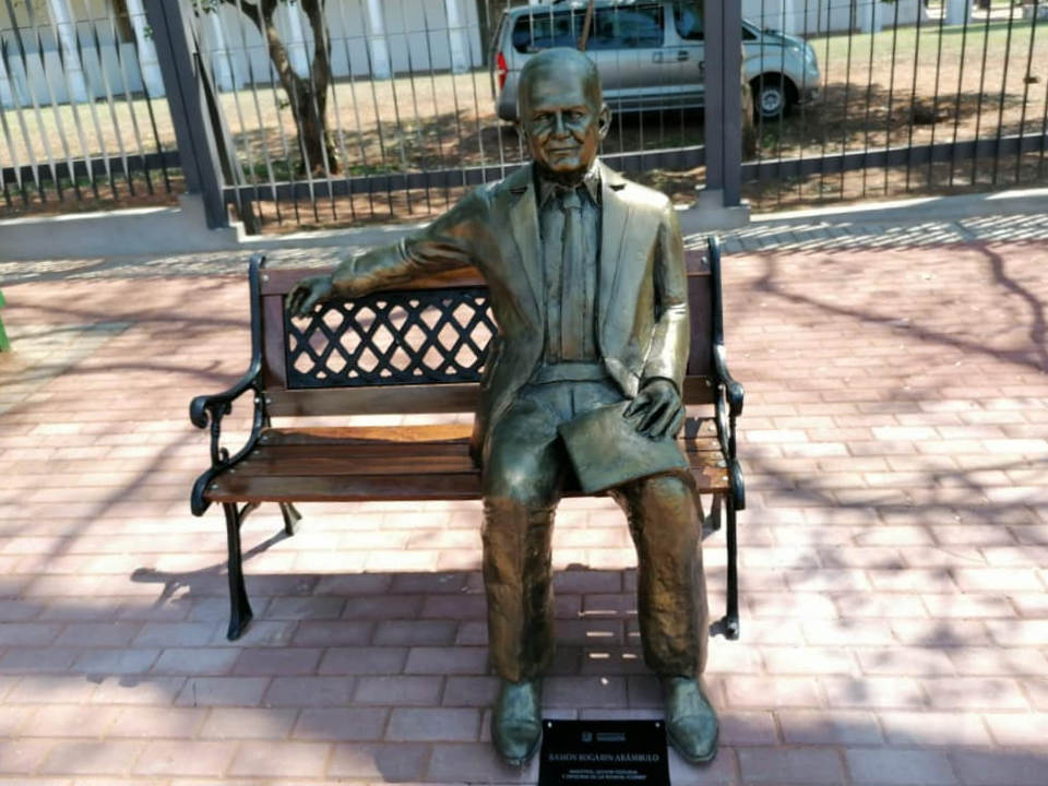 Profesor Ramón Bogarin