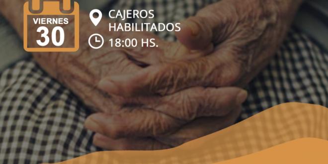 CALENDARIO DE PAGOS abril