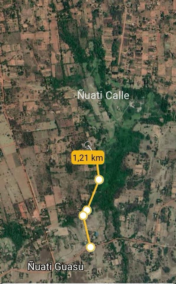 Ñuati Calle